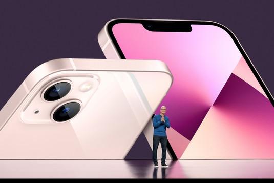 Ini Penampakan iPhone 13 Terbaru yang Rilis Hari Ini
