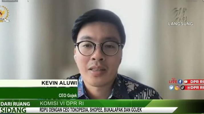 CEO Gojek, Kevin Aluwi