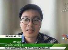 CEO Gojek dan Status Aplikasi 'Anak Sultan'