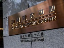 Efek Krisis Evergrande, Fitch 'Ramal' PDB China Cuma 8,1%