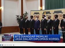 Korea Selatan Tunjuk BTS Sebagai Utusan Diplomatik Khusus