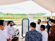 Top! Jabar Punya Pabrik Baterai Mobil Listrik Terbesar ASEAN