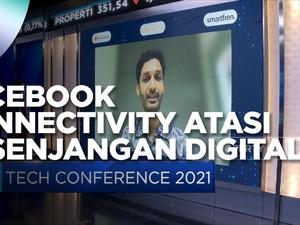 Inisiatif Facebook Connectivity Atasi Kesenjangan Digital RI