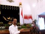Gegara Bentangkan Poster ke Jokowi, Peternak Masuk Istana!