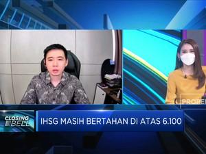 Investor Wait & See, IHSG Kembali Ditutup Terkoreksi