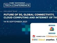 Live Now! Sandi Uno Bakal Blak-blakan di CNBC Tech Conference