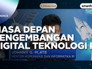 Johnny G Plate & Masa Depan Pengembangan Teknologi Digital RI