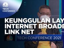 Keunggulan Layanan Internet Broadband Link Net