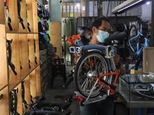 Mau Beli Sepeda Brompton? Yuk Harganya Makin Hancur-hancuran