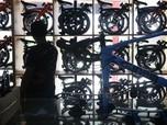 Hancur! Sepeda Brompton Dulu Puluhan Juta, Kini Cuma Segini