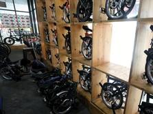 Brompton, Sepeda 'Sultan' yang Harganya Kini Hancur Lebur
