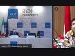 RI Dorong Pengentasan Kemiskinan & Ekonomi Lokal di DWG G20
