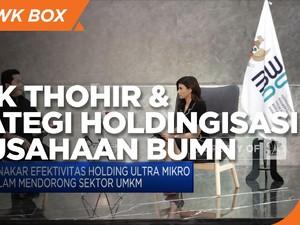 Erick Thohir & Strategi Holdingisasi Perusahaan BUMN