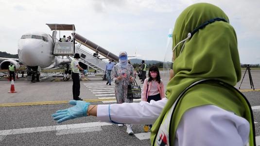 Potret Malaysia Damai dengan Covid, Wisata Domestik Buka Lagi
