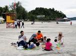 Covid Mereda, Malaysia Siap Buka Perbatasan untuk Pelancong