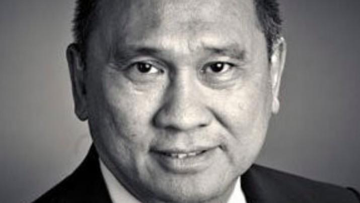 Indra Bakrie, dok Bumi Plc