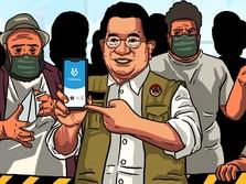 Aplikasi PeduliLindungi Jadi Syarat Masuk ke Indonesia