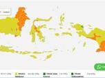 Ternyata Ada! Ini Daftar Zona Hijau Covid-19 di Indonesia