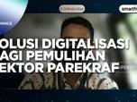 Sandiaga Uno & Solusi Digitalisasi Bagi Pemulihan Parekraf