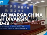 1 Miliar Warga China Sudah Divaksin Covid-19