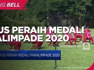Bonus Peraih Medali Paralimpade 2020