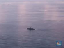 Terbaru! Update Bakamla Soal Ribuan Kapal China Serbu Natuna
