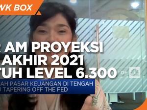 STAR AM Proyeksi IHSG Akhir 2021 Bisa Menyentuh Level 6.300