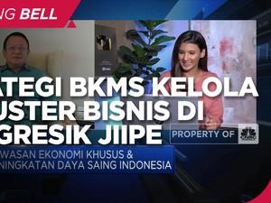 Strategi BKMS Kelola 5 Kluster Bisnis di KEK Gresik JIIPE