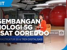 Strategi Indosat Ooredoo Kembangkan Layanan Teknologi 5G