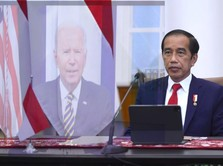 Biden 'Tunjuk' Jokowi Jadi Pilihan Utama di Sini, Soal Apa?