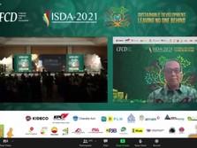 PLN Group Borong 7 Penghargaan di Ajang ISDA 2021