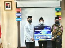 TASPEN Berikan Bantuan ke Yayasan Yatim Piatu Da'arul Rahman