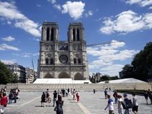 Katredal Notre-Dame Bakal Dibuka Pada 2024