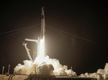 Fix! NASA Tabrakkan Pesawat ke Asteroid Ancam Bumi