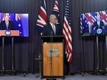 Genk Nuklir AS-Inggris-Australia Disebut Bisa 'Belah' RI