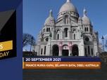 Jokowi Bubarkan 3 BUMN, Hingga Prancis-Australia Memanas