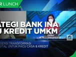 Daniel Budirahayu & Strategi Bank Ina Pacu Kredit UMKM