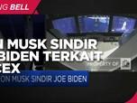 Elon Musk Sindir Joe Biden Terkait SpaceX