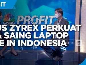 Strategi Zyrex Perkuat Daya Saing Laptop Made In Indonesia
