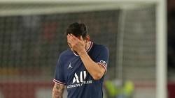 Lionel Messi Frustrasi?