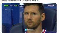 Netizen Sindir Messi Tak Juga Cetak Gol, Kontras dengan Ronaldo
