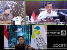 PPKM Jawa-Bali Diperpanjang, Tak Ada Wilayah Kategori Level 4