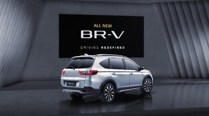All New Honda BR-V (Dok. via Image Dynamics)