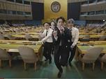 ARMY Jangan Kaget, Ini Potret BTS di Sidang Umum PBB