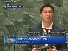 BTS Pidato di Sidang Umum PBB