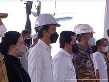 Saat Erick Melapor ke Jokowi, Temukan Harta Karun Tersembunyi