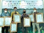 Grup BUMI, KPC dan Arutmin Sabet 30 Penghargaan ISDA 2021