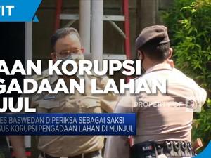 KPK Periksa Anies Terkait Pengadaan Lahan Munjul