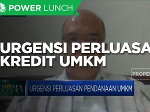Serap 80% Tenaga Kerja RI, Urgensi Perluasan Kredit UMKM