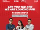 Akselerasi Digital, Telkom Buka Lowongan Bagi Talenta Terbaik